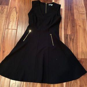 Marc Jacobs New York Black Dress 6P